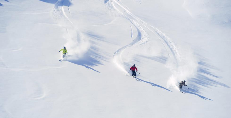 Powder Dreams in den kanadischen Rocky Mountains