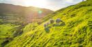 Typisch irische Landschaft
