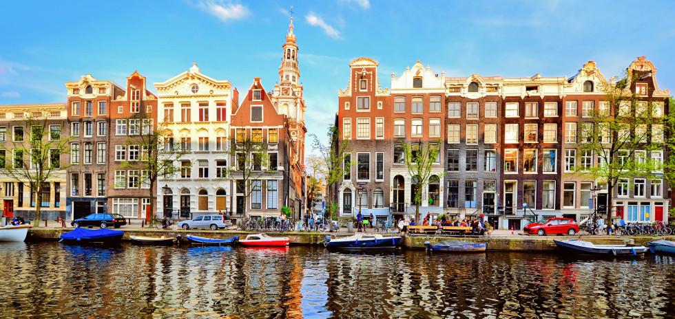 Voyage interville à Amsterdam