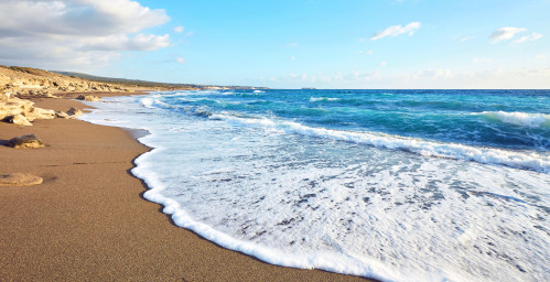 Lara Beach près de Paphos