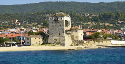 Ouranoupolis (Athos)