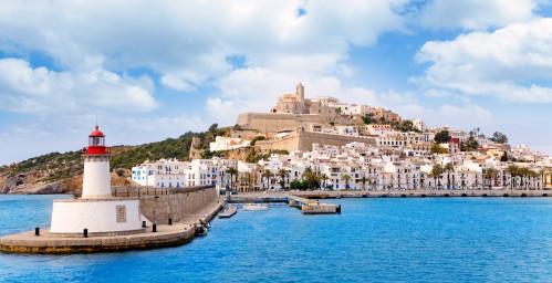 Ibiza ville