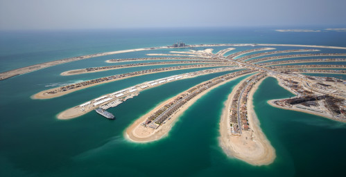 Dubai Beach - Palm Jumeirah