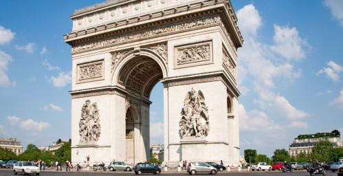 Champs Élysées / Arc de Triomphe
