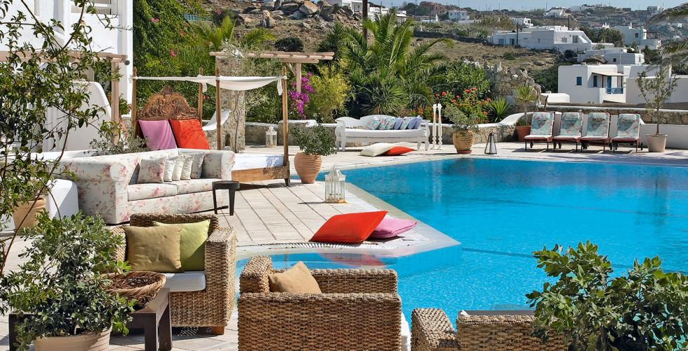 Hôtel Andronikos