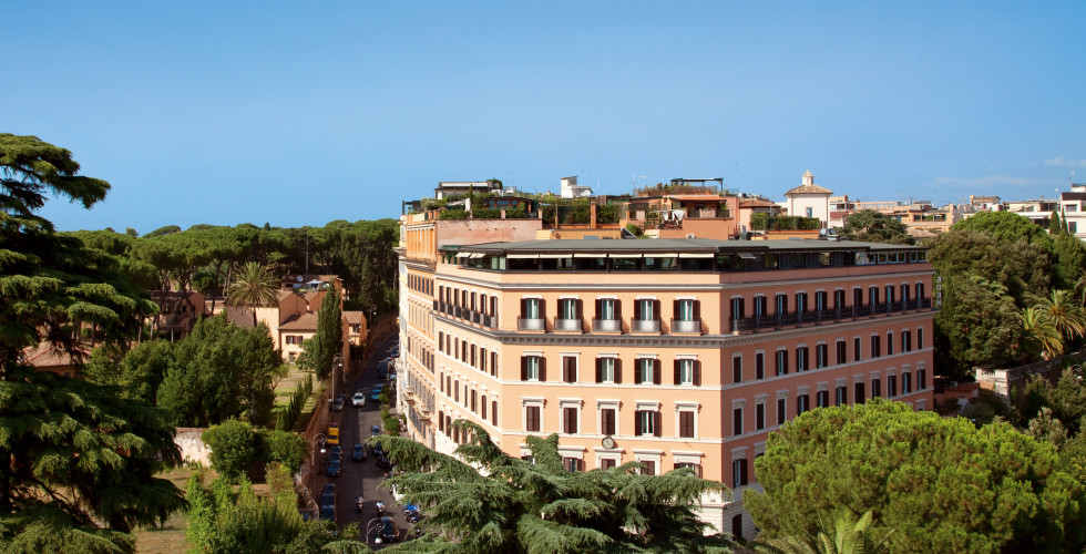 Hotel Eden (Rome)