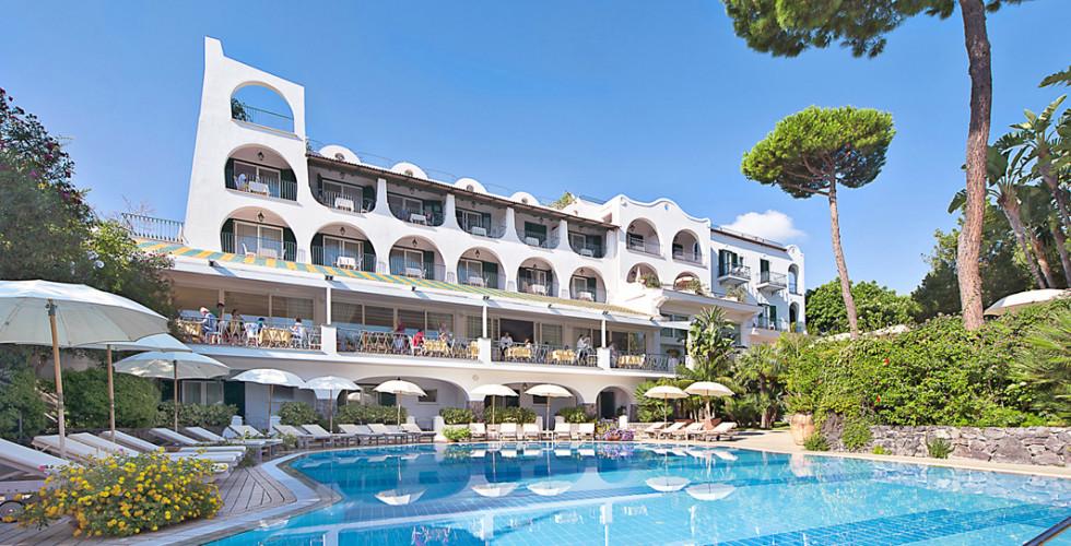 Grand Hôtel Excelsior Terme
