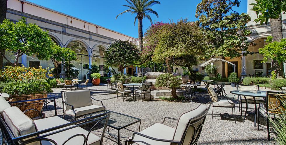 Hôtel San Domenico Palace