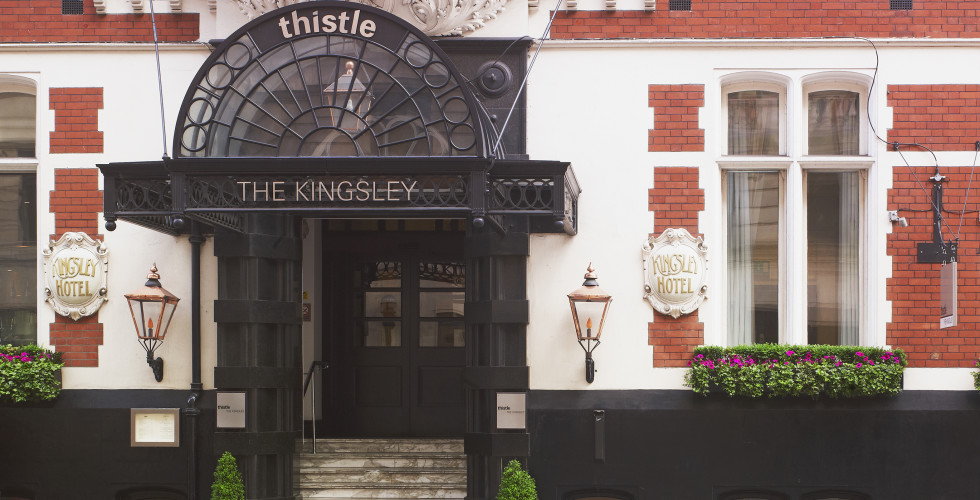 Thistle Holborn – The Kingsley