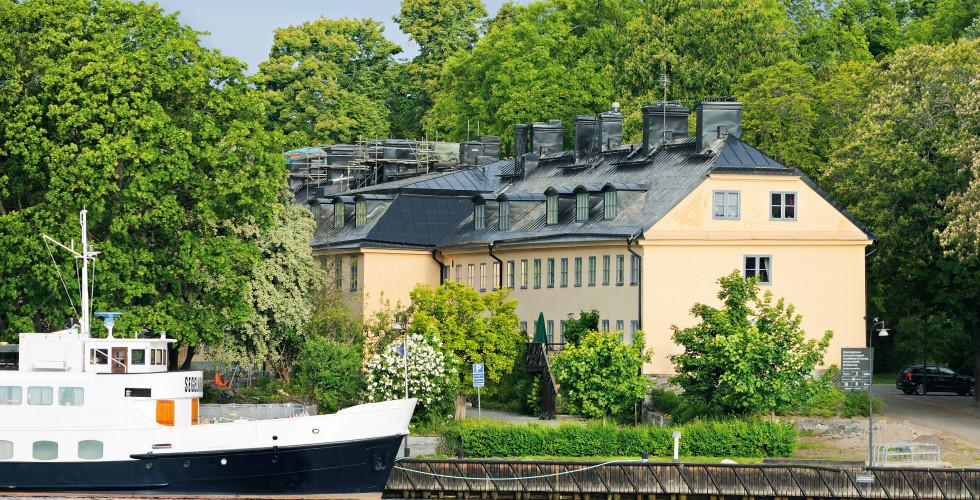 Hôtel Skeppsholmen