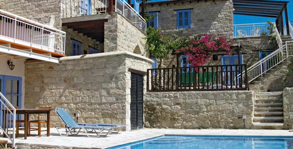 Cyprus Village Tochni & Kalavasos