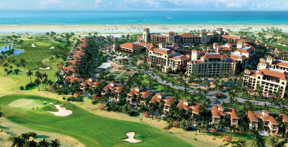 The St.Regis Saadiyat Island Resort, Abu Dhabi