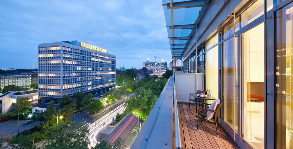 Hôtel Indigo Berlin Ku'damm