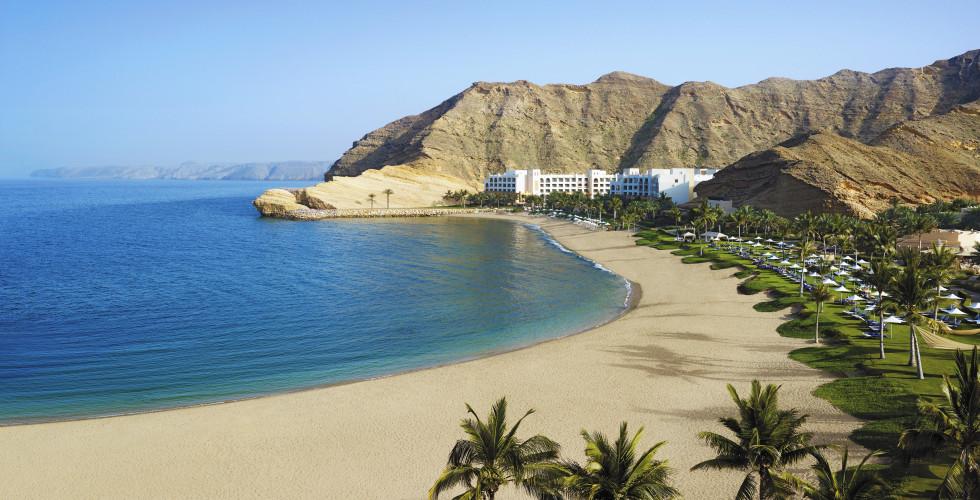 Shangri-La Barr Al Jissah Resort & Spa – Al Bandar