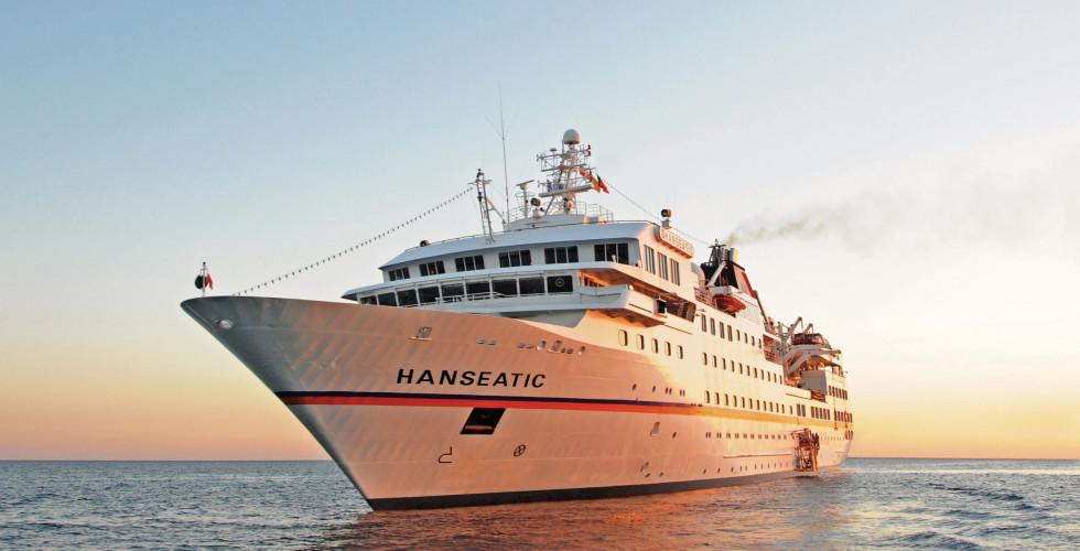 Schiff HANSEATIC