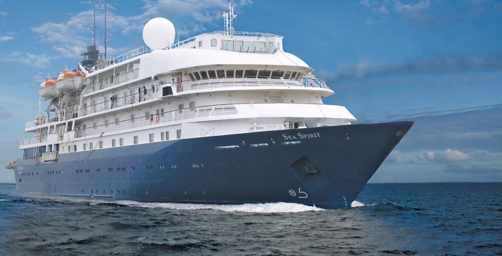 Navire MS Sea Spirit