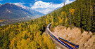 Rocky Mountaineer unterwegs in den Rockies