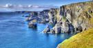 Klippen an der irischen Küste