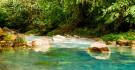 Fluss bei Rio Celeste Waterfall