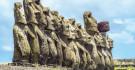 Moais-Statuen, Osterinsel