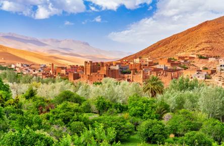 Zauberhaftes Marokko