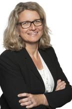 Verkaufsberaterin Brigitte Hoogendoorn