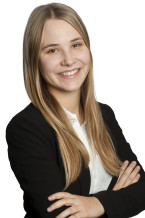 Verkaufsberaterin Joëlle Hauser