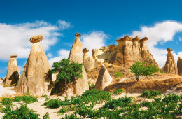 Cappadoce: les points forts