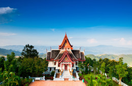 Circuit en Thaïlande du Nord