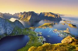 Fantastische Inselwelt