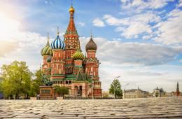 Le plus beau de Moscou et Saint-Pétersbourg
