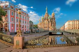 Sur les traces des tsars et de l'époque soviétique