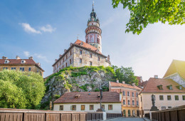 Trésors tchèques de l'Unesco