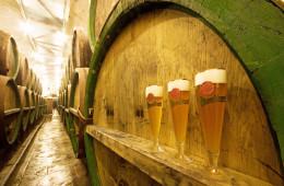 Route de la bière en Bohême