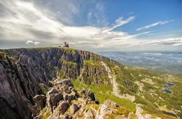 Berge, Täler und Kultur