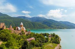 Voyage d'études «Les perles du Caucase»