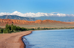 Les beautés du Kirghizistan