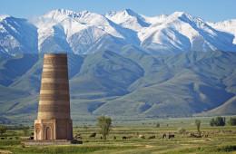 Du Kazakhstan au Kirghizistan