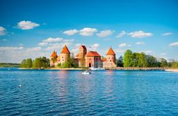 Les pays Baltes - un kaléidoscope de couleurs