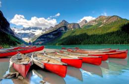 Canada occidental, grandes villes et nature sauvage