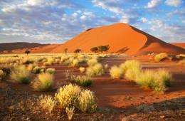 La Namibie, où la magie des déserts