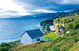 Nature splendide du Québec