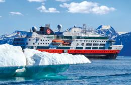 Expedition Hurtigruten - Spektakuläres Nordpolarmeer