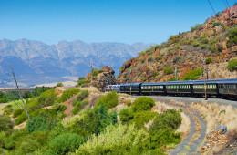 La Namibie, train spécial pour les joyaux du désert