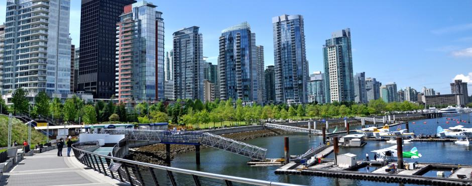 Vancouver Hotel Mit Flug Buchen