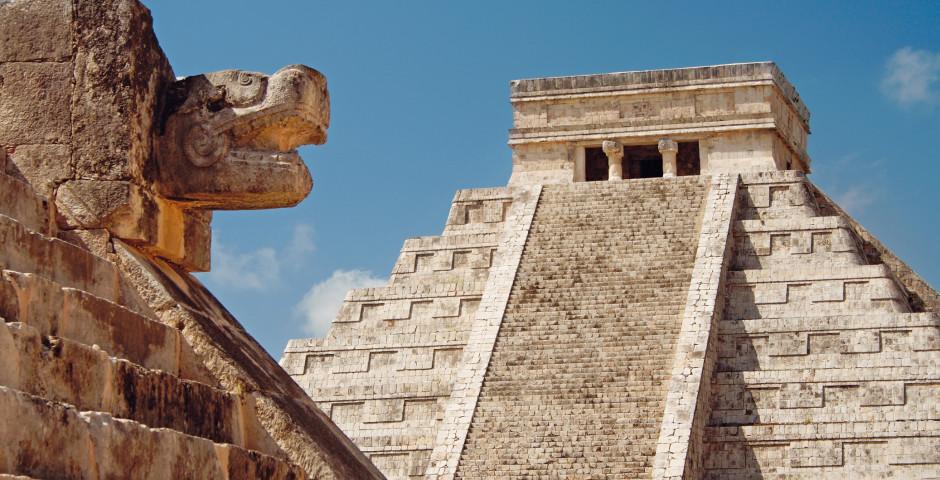 Bild 1 - Yucatan in Kürze