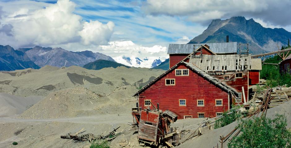 Image 1 - Alaska et Yukon, nature grandiose