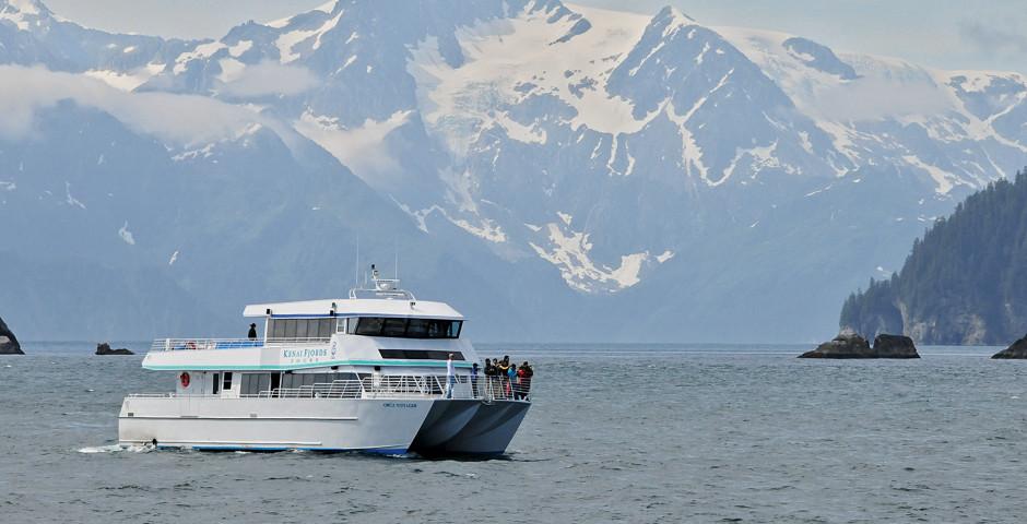 Image 6 - Alaska et Yukon, nature grandiose
