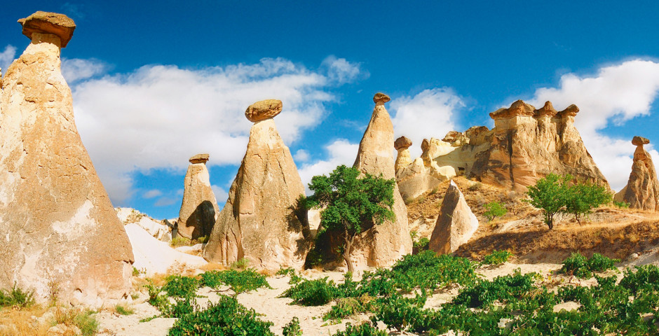 Image 1 - Cappadoce: les points forts