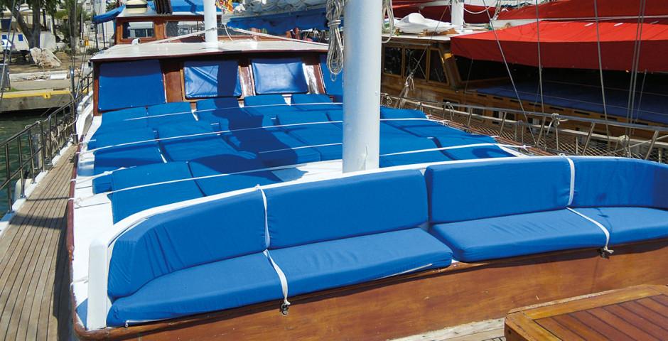 Image 2 - Voyage bleu, de/à Antalya